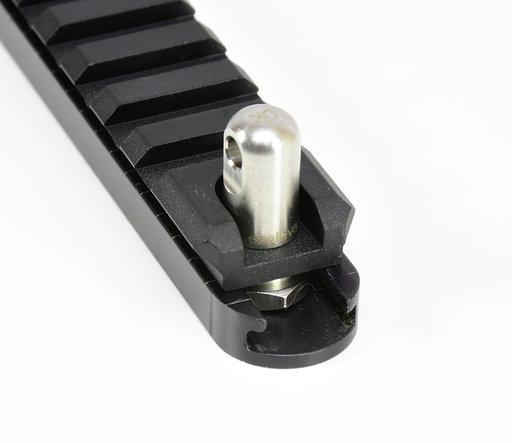 Stainless steel CNC bipod sling stud screw weihrauch M6 x 18mm
